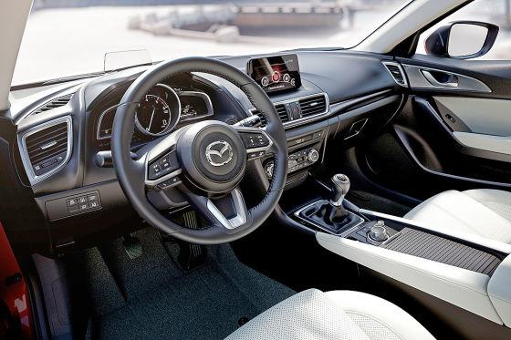 Frische Optik für den Mazda3