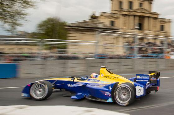Buemis Opa baute Formel-1-Autos