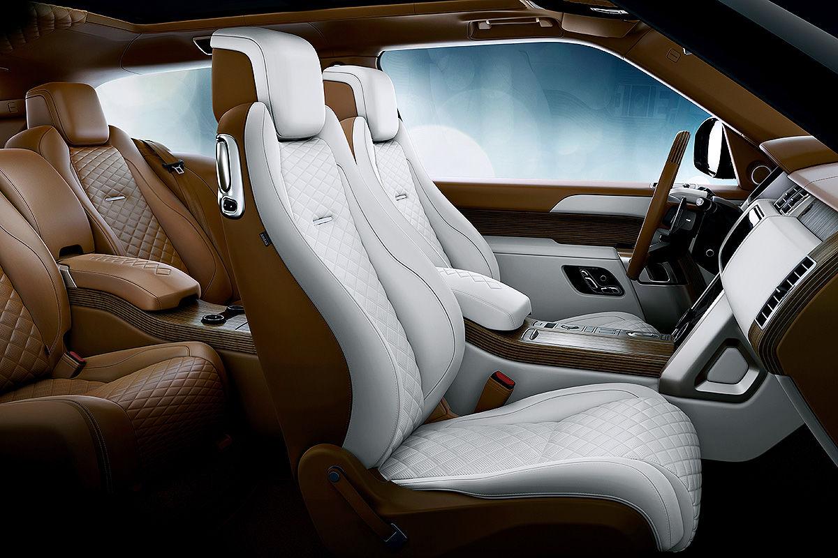 Neue Luxus-SUVs (2018, 2019, 2020, 2021 und 2022)