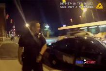 Pok�mon-J�ger rammt Polizeiwagen