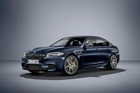 BMW M5 Competition Edition (2016): Vorstellung