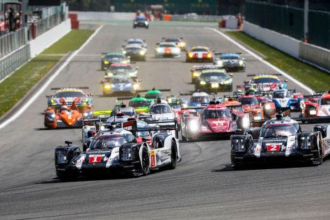 WEC am Nürburgring: Michelin Vorschau