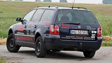 VW Passat B5: Gebrauchtwagen-Test