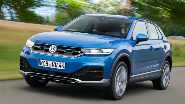 Video: VW T-Roc (2018) - autobild.de