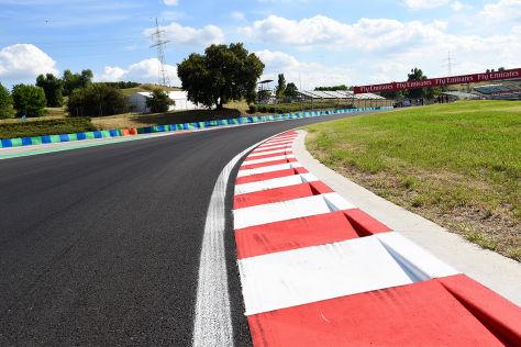 Formel 1: Alles neu am Hungaroring