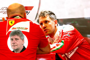 Der unterbezahlte Herr Vettel