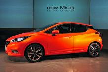 Nissan Micra (2016)