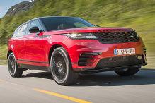 Range Rover Sport Coupé (2017): Erlkönig