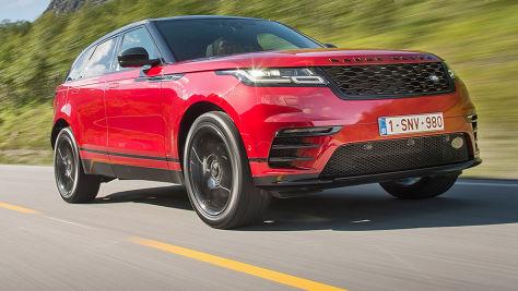 Range Rover Velar (2017): Test