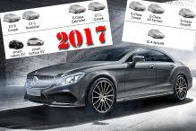 Mercedes verrät Modellstrategie