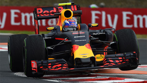 Formel 1: Experten loben Verstappen
