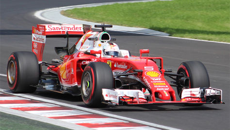 Formel 1: Ferrari-Techniker Clear