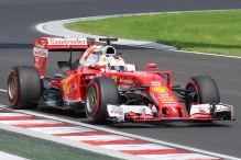 Vettel wie Schumi bei Mercedes
