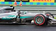 Formel 1: Mercedes-Startreihe eins