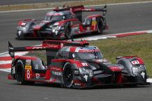 Audi-Revanche mit Doppel-Pole
