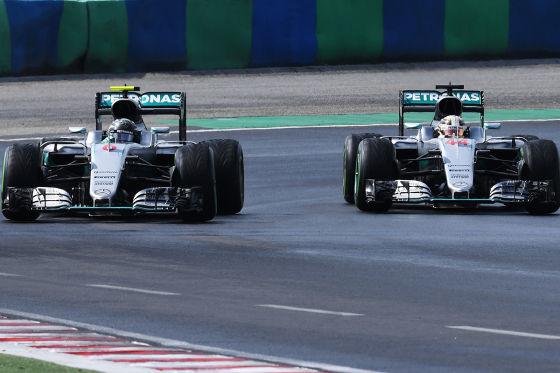 Keine Strafe für Rosberg - Marko tobt