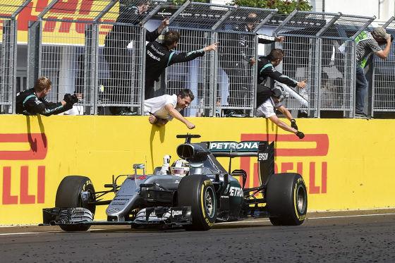 Ungarn GP
