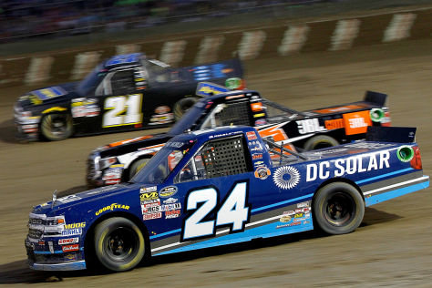 NASCAR: Larson siegt