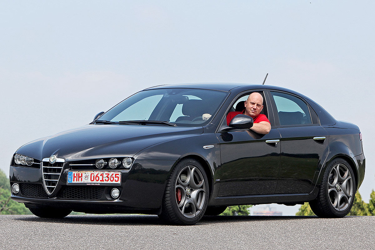 gebrauchtwagen test alfa romeo 159 bilder. Black Bedroom Furniture Sets. Home Design Ideas