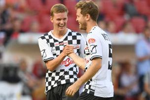 Mick Schumacher trifft f�r seinen Vater