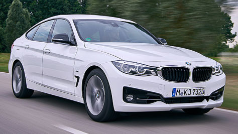 BMW 340i GT Facelift (2016): Fahrbericht