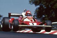 Niki Laudas Feuerunfall am N�rburgring
