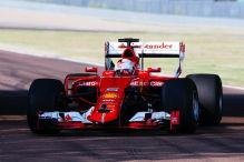 Vettel l�utet 2017 ein