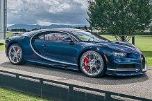 Saudi-Prinz erwirbt Bugatti-Chiron-Studien