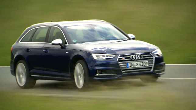 Audis neuer Familien-Sportler