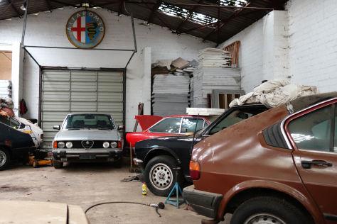 Alfa Romeo-Sammlungsauflösung