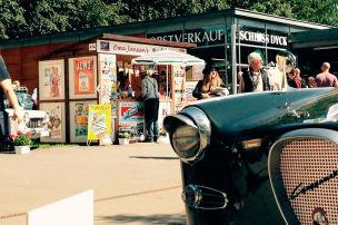 Oldtimertreffen: Schloss Dyck Classic Days 2016