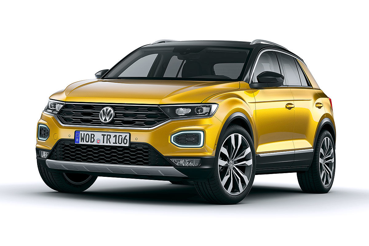 volkswagen t roc 2017 autoforum. Black Bedroom Furniture Sets. Home Design Ideas