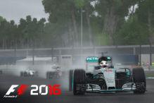 Virtuell Gas geben mit F1 2016