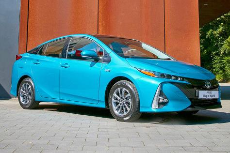 Toyota Prius Plug-in Prime (2016): Technik