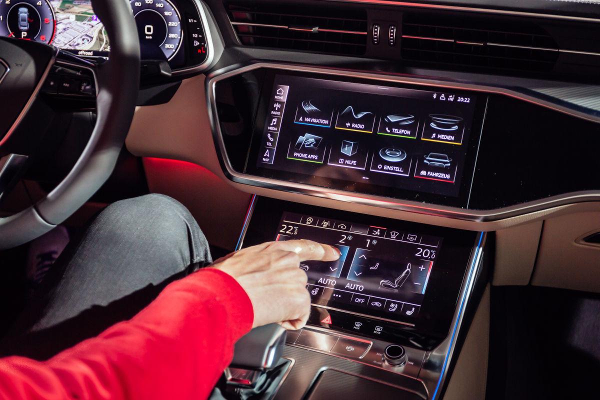 Interior Audi A7 Audi A7 Sportback 2018 Test Bilder Autobild De 2017 Audi S7 Specs Redesign