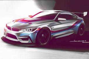 Ab 2018 BMW M4 GT4