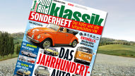 AUTO BILD KLASSIK - VW Sonderheft 1/2016: Blick ins aktuelle Heft
