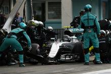 Mercedes erkl�rt Zwangsferien