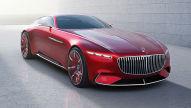 Vision Mercedes-Maybach 6 (2016): Vorstellung
