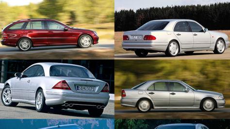 Mercedes-AMG: Gebrauchte unter 10.000 Euro
