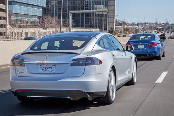 Tesla-Autopilot versagt in China