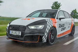 RaceChip Audi RS 3: Test