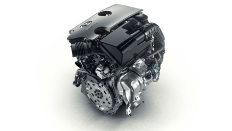 Infiniti: Erster Motor mit variabler Verdichtung