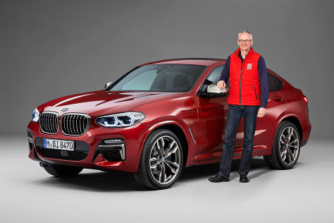 bmw x4 2018 preis technische daten innenraum test. Black Bedroom Furniture Sets. Home Design Ideas