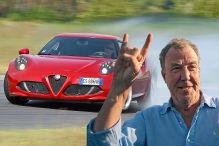 Diese Autos feiert Jeremy Clarkson