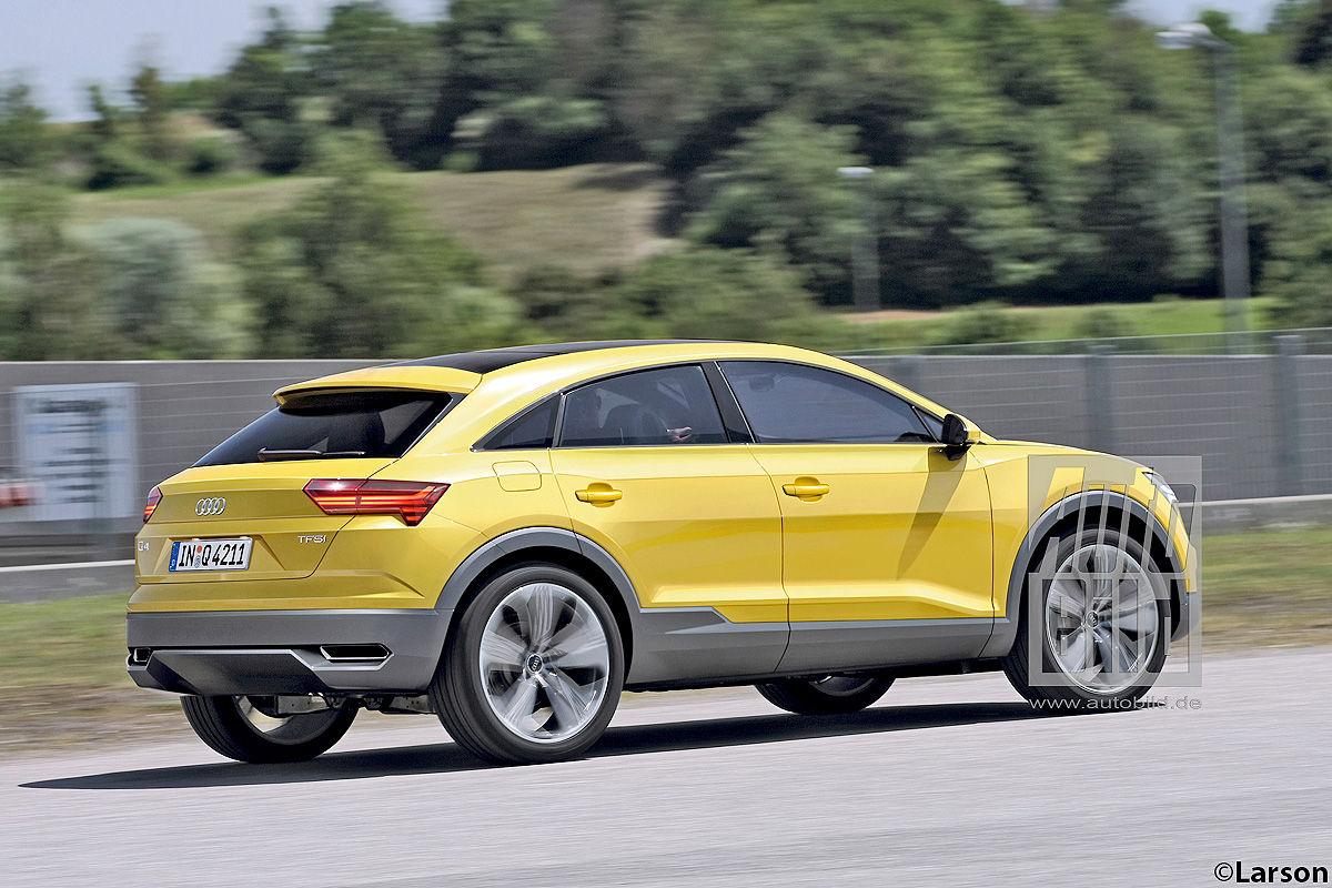 Audi Q4 2019 Bilder Und Infos Bilder Autobild De