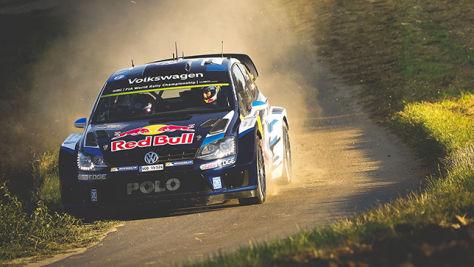 WRC Deutschland-Rallye 2016: Michelin