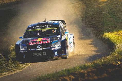 Vorschau: Rallye Deutschland
