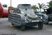 K�belwagen spielt Panzer