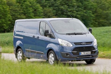 Ford Transit Custom Nugget: Fahrbericht